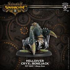 Warmachine Cryx Helldiver Bonejack (PIP34049)  NEW