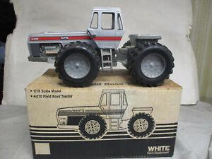 "(1982) White Farm Equipment Model 4-210 4WD ""Red Stripe"" 1/16 Scale, NIB"