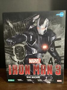 Kotobukiya Marvel Iron Man 3 War Machine ARTFX Statue 1/6 Scale
