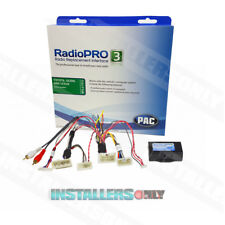 RP3.2-TY11 Radio Replacement for Toyota Car Stereo, JBL Amp Turn-On Interface