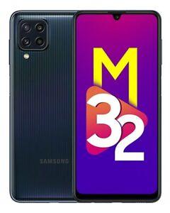 Samsung Galaxy M32 (Black, 6GB RAM, 128GB Storage,Unlocked  8896