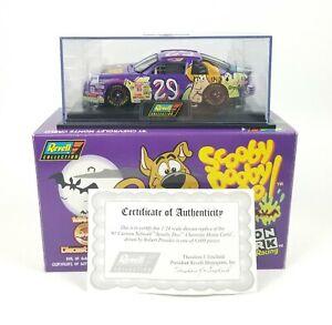 Scooby Doo Robert Pressley 1997 Monte Carlo 1:24 Scale Diecast NEW