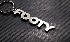 FOOTY Football Football Player Soccer League Sport Match Game Keyring Keychain