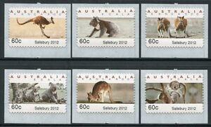 Australien Australia 2012 ATM Känguru Koala Tiere Salisbury Postfrisch MNH