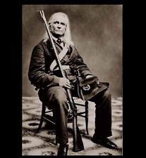 1st Shot Fired CIVIL WAR PHOTO, Edmund Ruffin 1861 Confederate Soldier Rebel