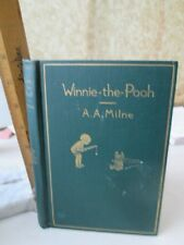 WINNIE-THE-POOH,1926,A.A.MILNE,1st ED,Illustrated,Ernest H.Shepard