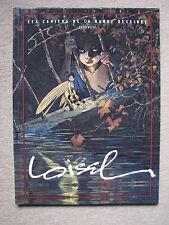 """LOISEL - LES CAHIERS DE LA BD PRESENTENT """"LOISEL"""" VENTS D'OUEST DL JANVIER 2004"""