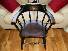 antique Captain's Chair