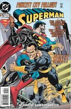 Superman Comic Book 2nd Series #102 DC Comics 1995 NEAR MINT NEW UNREAD