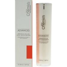 £120 NWB Skin Chemists Advanced Wrinkle Killer Duo Moisturiser Anti Aging 50ml