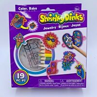 Shrinky Dink's craft kit summer fun themed ages 5+