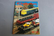 X099 ELECTROTREN Train catalogue Ho date 1990 28 pages 29,7*21 cm F ESP D ANG