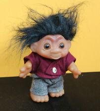 Dam Troll Zaubertrollmann 18cm Puppe von 1984