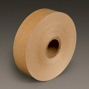 """2"""" x 600' Roll TAN KRAFT PAPER TAPE"""
