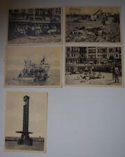 OSTENDE CARTE POSTALE CPA  Flandre 1940