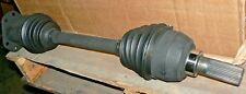 AM GENERAL left or right rear half shaft 12460369-4 GKN 297-0071 EX4855-1