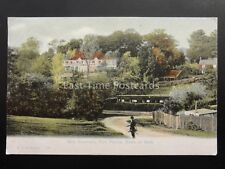 Hampshire NEW FOREST Miss Braddons HOME AT BANK c1904 by F.G.O. Stuart 799