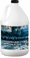 - New - 1 Gal - Cryofreeze - Stage and Studio Low Lying Ground Fog Machine Fluid