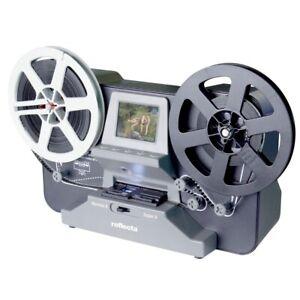 Reflecta Super 8 & Standard 8 Cine Film Scanner