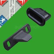 GENUINE Peugeot Expert Citroen Dispatch Sudo Sliding Door Metal Locator + Guide