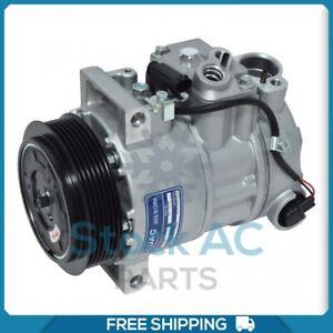 A/C Compressor for Mercedes-Benz C230, C300, C350, C63 AMG, E350, E63 AMG,... UQ