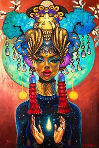 Terrance Osborne - Reclaiming the Goddess Within SIGNED