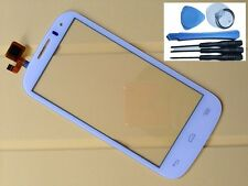 white Original Touch Screen For Alcatel One Touch Pop C5 5036 5036D  + tools