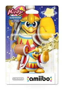 King Dedede Amiibo [Nintendo Switch Wii U 3DS Kirby Series Toys to Life] NEW
