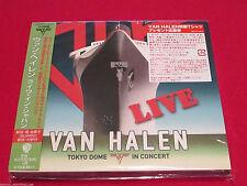 VAN HALEN - TOKYO DOME IN CONCERT - JAPAN 2 CD