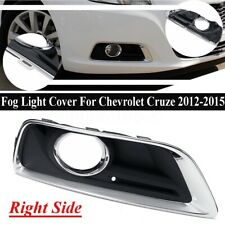 Front Right Fog Light Lamp Cover Grille For Chevy Malibu 2012 2013 2014 2015