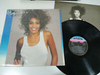 "Whitney Houston Whitney 1987 Spanish Edition Arista - LP Vinilo 12"" VG/VG"