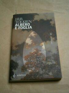 J.R.R. Tolkien, Albero e foglia, Bompiani - 5^ ed. 2002