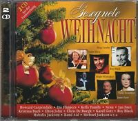 Gesegnte Weihnacht (32 tracks) Jan Smit, Roger Whittaker, Howard Carpen.. [2 CD]