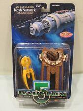 Moc Babylon 5 Ambassador Kosh Naranek Action Figure 1997 Exclusive Toy Products