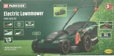 Parkside Electric Lawnmower Turbo Motor Large 55L 1800W Collection Bag