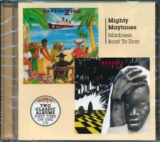 SEALED NEW CD Maytones, The - Madness + Boat To Zion