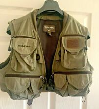 Simms Guide Fly Vest - Size medium