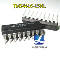 5PCS TMS4416-15NL Encapsulation:DIP-18,x4 Page Mode DRAM new