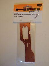 HPI Racing - UPPER CHASSIS 6061 TROPHY SERIES (ORANGE) - Model 101758