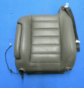 2003-2007 Hummer H2 -- WHEAT -- DRIVER Front Seat BACK  -- 2004 2005 2006