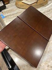 Executive Bombay Expandable Wood File Folder
