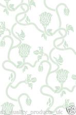 Kuboaa wallpaper, torsión Bloom Verde, En Portada De Pared, BNIB, RRP £ 57.. kutw01