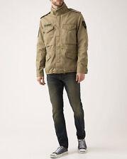 NWT Denim & Supply Ralph Lauren Men  Military Field Jacket Olive size M