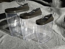 New listing 3 Small Nesting Storage Containers