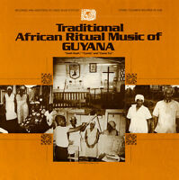 Various Artists - Trad Ritual Music Guyana / Various [New CD]
