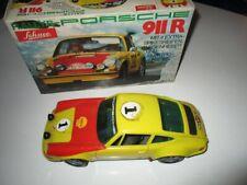 SCHUCO 356218 Porsche 911 R battery operated 24 cm 70er Jahre OVP