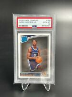 2018 Jaren Jackson Jr Panini Donruss PSA 10 Rookie Card RC #188