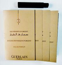 GUERLAIN LES D'ESERTS D'ORIENT Encens Mythique D'Orient EDP 1ML Sample Spray X 4