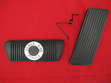 FORD ACCELERATOR PEDAL AND AUTO DISC BRAKE PEDAL PAD KIT SUIT XR XT XW XY XA GT