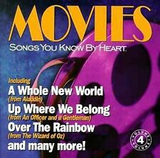 Songs You Know By Heart: Movies (CD)